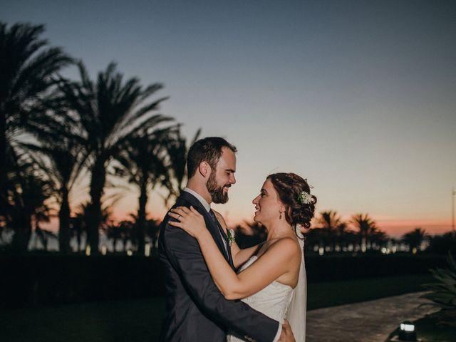 La boda de Fernando y María del Carmen en El Cabo De Gata, Almería 146