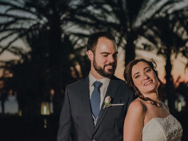 La boda de Fernando y María del Carmen en El Cabo De Gata, Almería 149