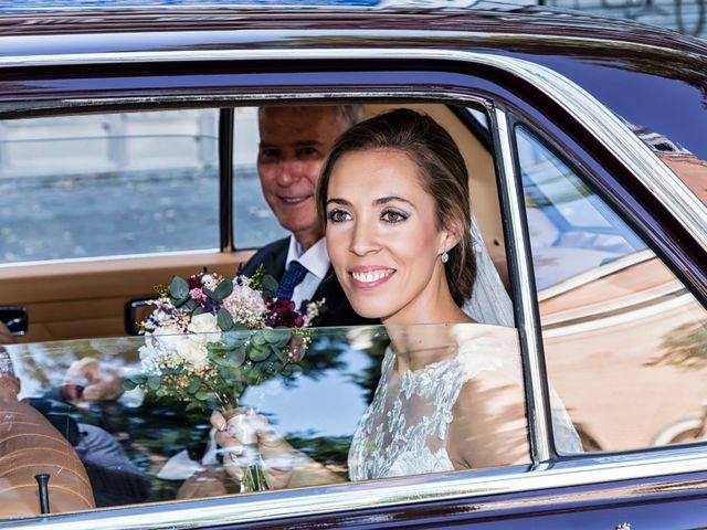 La boda de Jose y Sara en Pinto, Madrid 12