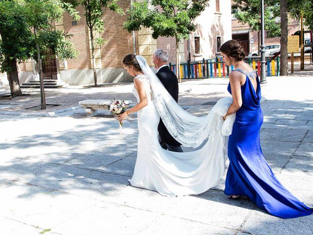 La boda de Jose y Sara en Pinto, Madrid 13