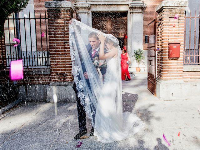 La boda de Jose y Sara en Pinto, Madrid 14