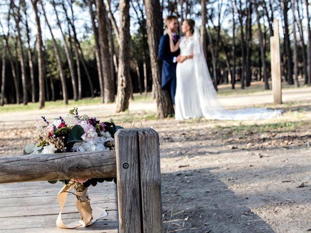 La boda de Jose y Sara en Pinto, Madrid 17