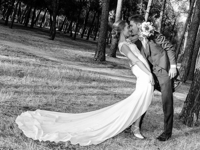 La boda de Jose y Sara en Pinto, Madrid 23