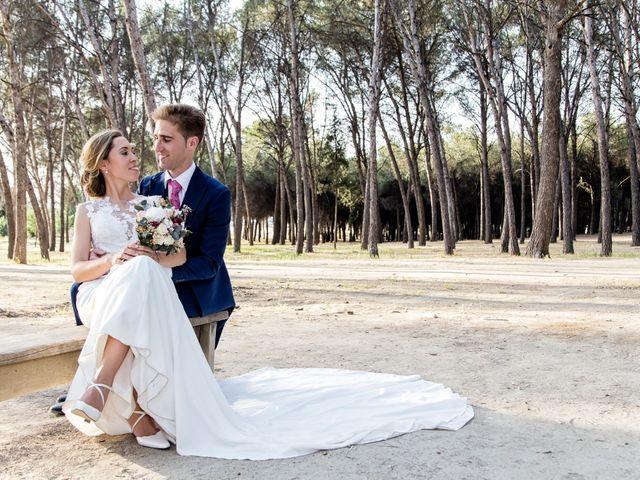 La boda de Jose y Sara en Pinto, Madrid 24