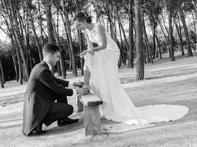 La boda de Jose y Sara en Pinto, Madrid 25