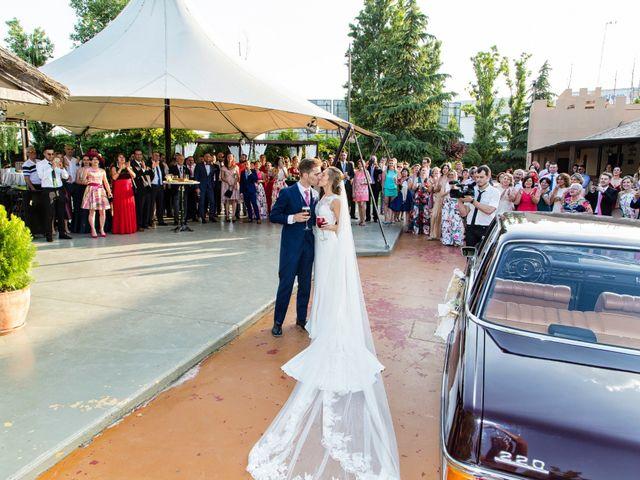 La boda de Jose y Sara en Pinto, Madrid 26