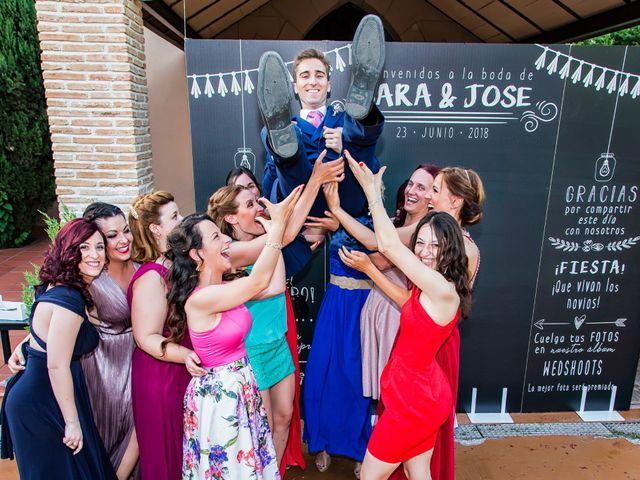 La boda de Jose y Sara en Pinto, Madrid 27