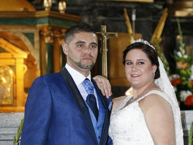 La boda de Jose y Lucia en Almorox, Toledo 7