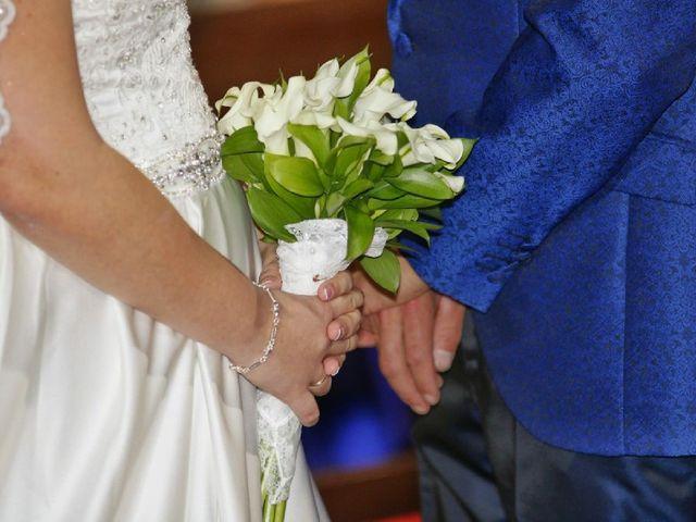 La boda de Jose y Lucia en Almorox, Toledo 8