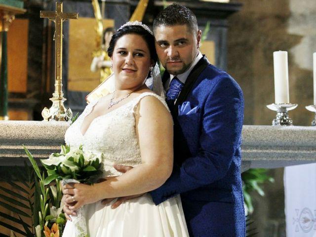 La boda de Jose y Lucia en Almorox, Toledo 15