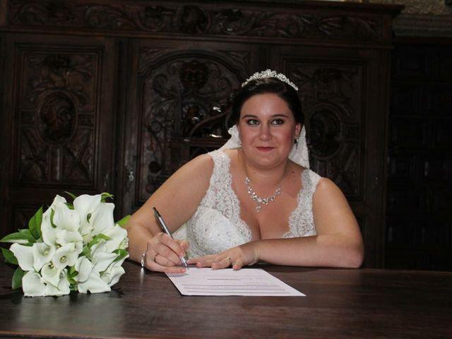 La boda de Jose y Lucia en Almorox, Toledo 17