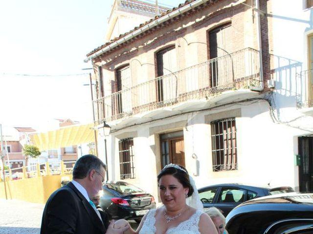 La boda de Jose y Lucia en Almorox, Toledo 20