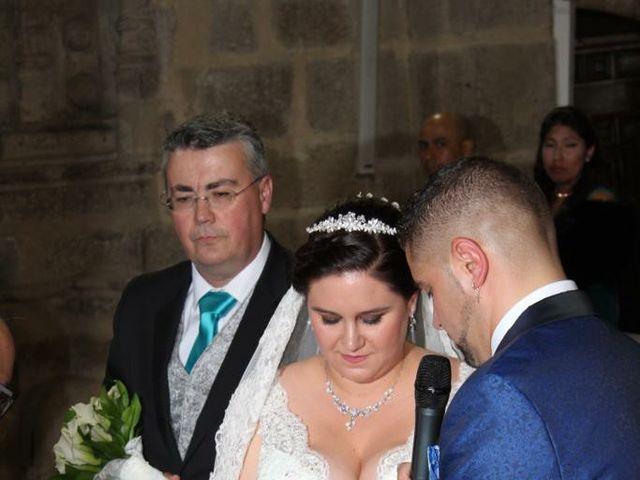 La boda de Jose y Lucia en Almorox, Toledo 25