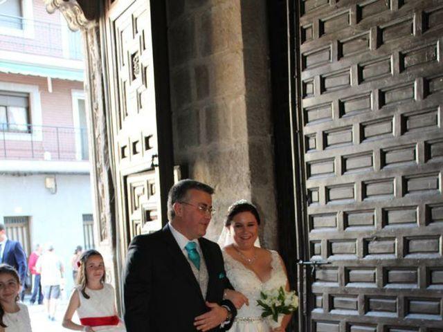La boda de Jose y Lucia en Almorox, Toledo 29