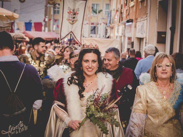 La boda de Hipolito y Laura en Villena, Alicante 11