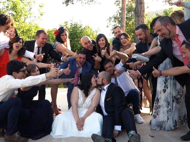 La boda de Gianni y Helios