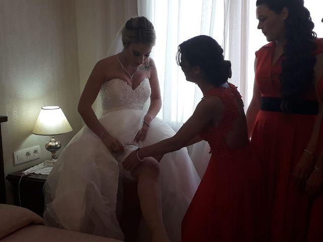 La boda de Terron y Maruxi en Almansa, Albacete 6