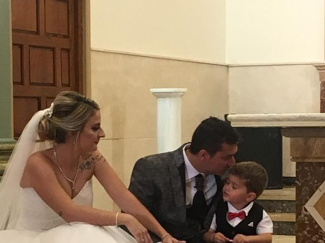 La boda de Terron y Maruxi en Almansa, Albacete 8