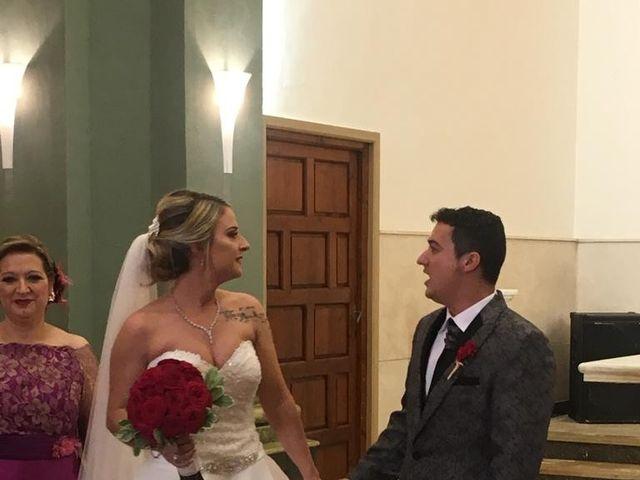 La boda de Terron y Maruxi en Almansa, Albacete 1