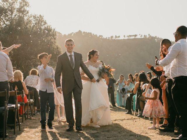 La boda de Lisseth y Antonio
