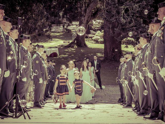 La boda de Miguel y Ana en Soutomaior, Pontevedra 9