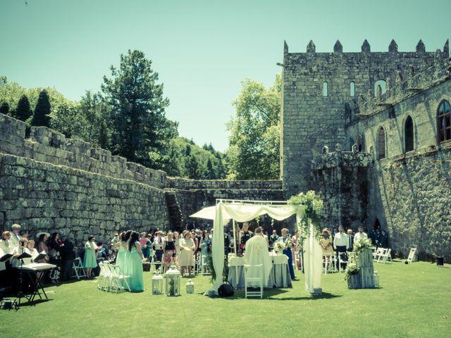 La boda de Miguel y Ana en Soutomaior, Pontevedra 12