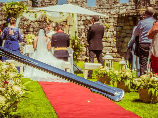 La boda de Miguel y Ana en Soutomaior, Pontevedra 13