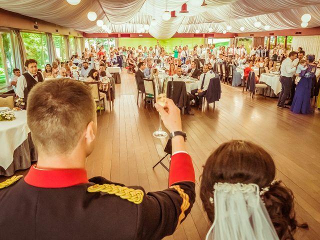 La boda de Miguel y Ana en Soutomaior, Pontevedra 18