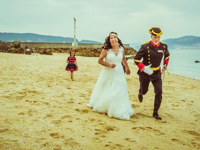 La boda de Miguel y Ana en Soutomaior, Pontevedra 25