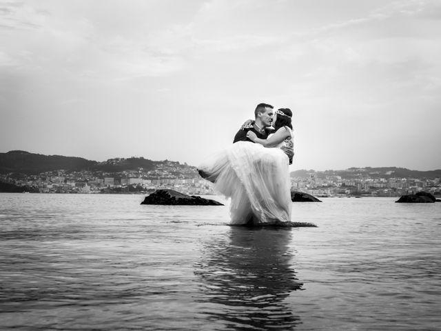 La boda de Miguel y Ana en Soutomaior, Pontevedra 27