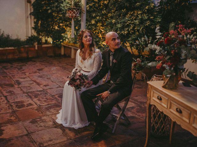 La boda de Joan y Irene en Esplugues De Llobregat, Barcelona 34