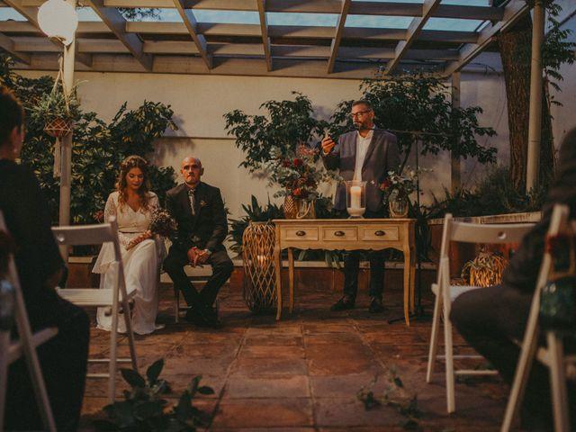La boda de Joan y Irene en Esplugues De Llobregat, Barcelona 37