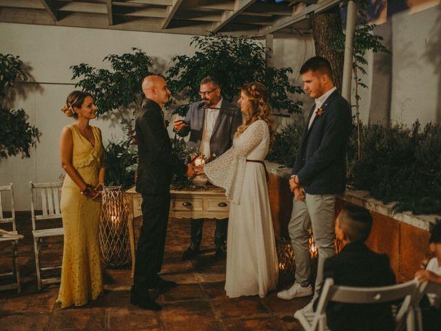 La boda de Joan y Irene en Esplugues De Llobregat, Barcelona 45