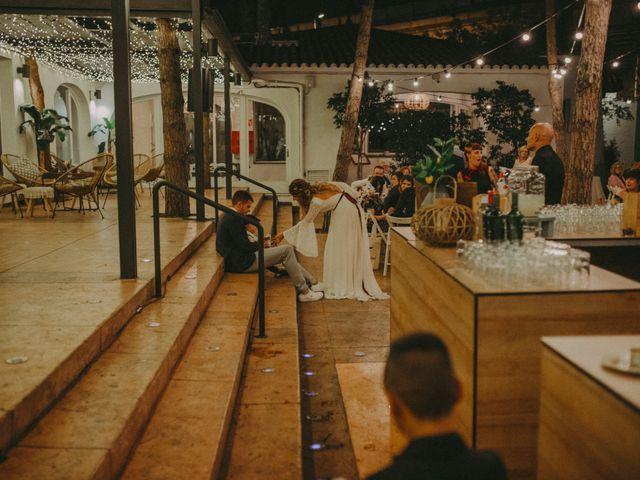 La boda de Joan y Irene en Esplugues De Llobregat, Barcelona 100