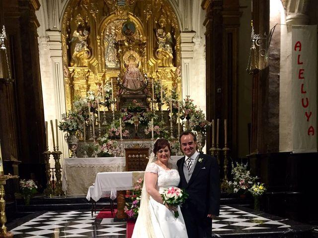 La boda de Curro  y  Carmen en Jaén, Jaén 5