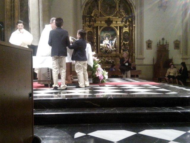 La boda de Curro  y  Carmen en Jaén, Jaén 2