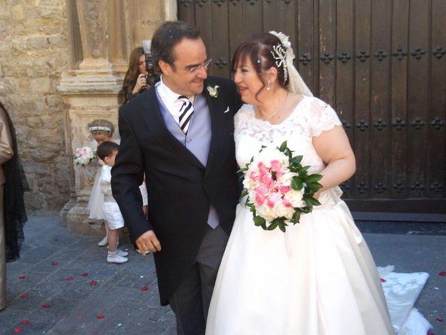 La boda de Curro  y  Carmen en Jaén, Jaén 10