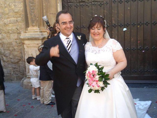 La boda de Curro  y  Carmen en Jaén, Jaén 11