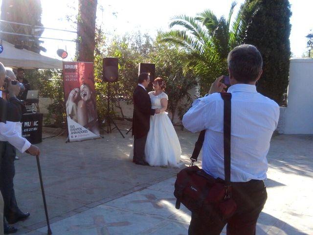 La boda de Curro  y  Carmen en Jaén, Jaén 22
