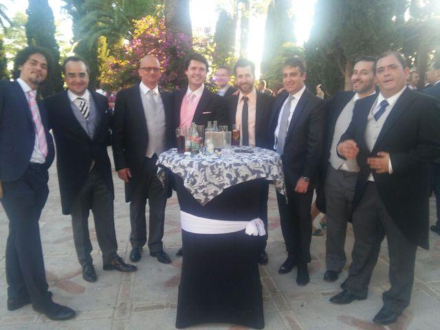 La boda de Curro  y  Carmen en Jaén, Jaén 29