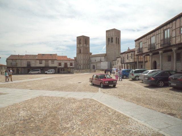 La boda de David y Silvia en Arevalo, Ávila 4