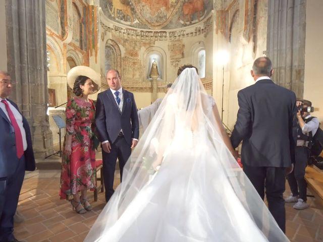 La boda de David y Silvia en Arevalo, Ávila 8