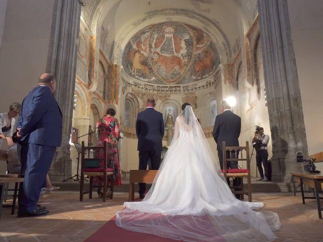 La boda de David y Silvia en Arevalo, Ávila 9