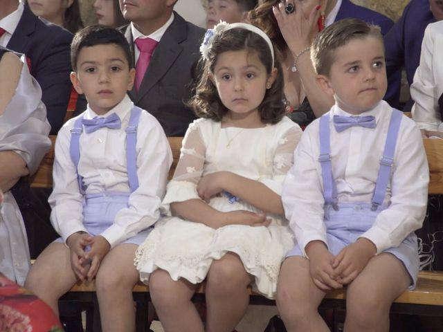 La boda de David y Silvia en Arevalo, Ávila 13