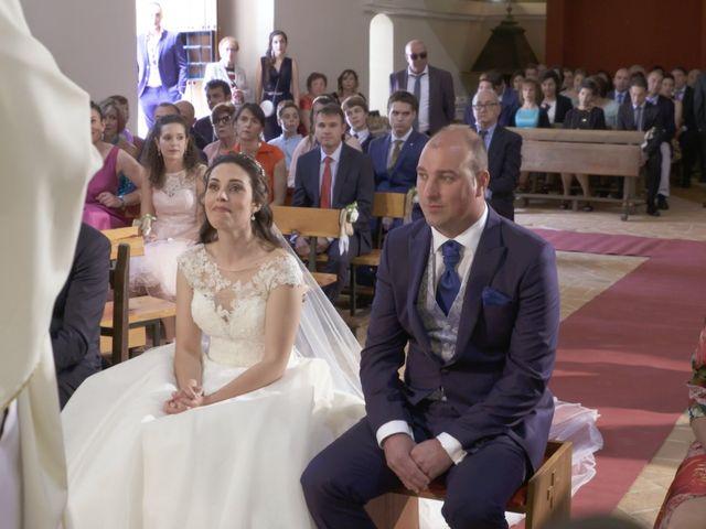 La boda de David y Silvia en Arevalo, Ávila 14