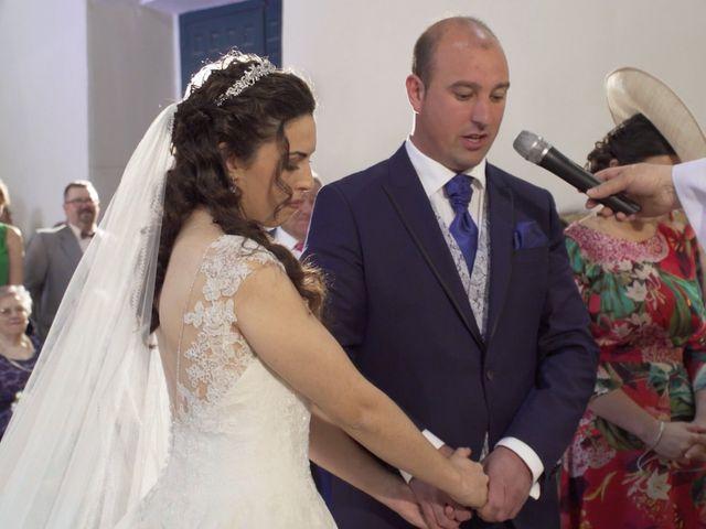 La boda de David y Silvia en Arevalo, Ávila 15