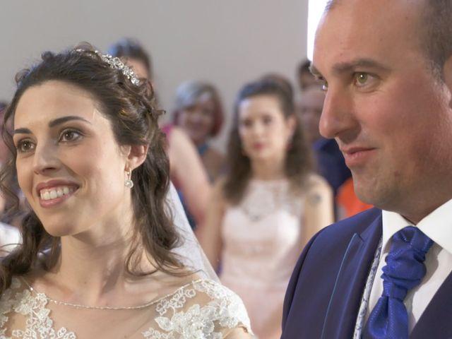 La boda de David y Silvia en Arevalo, Ávila 16