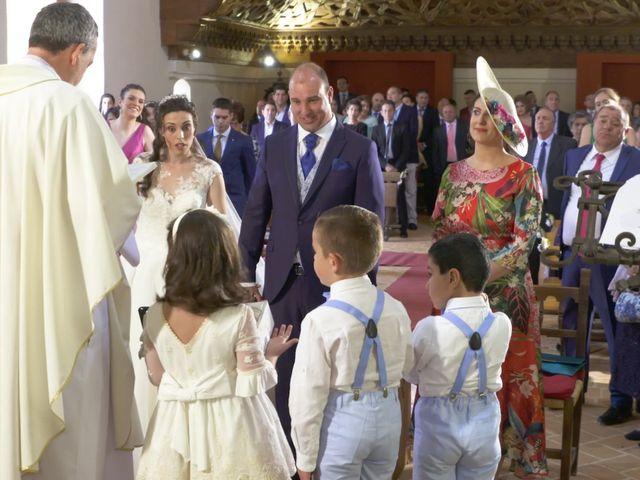 La boda de David y Silvia en Arevalo, Ávila 19