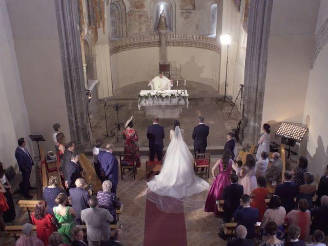 La boda de David y Silvia en Arevalo, Ávila 22