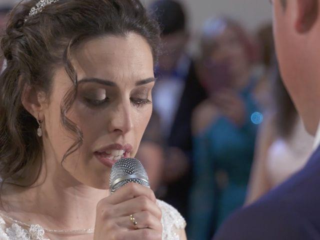 La boda de David y Silvia en Arevalo, Ávila 25